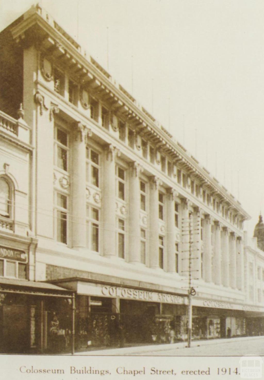 Rebuilt in 1914